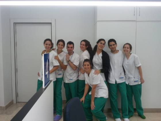 6.HAPPINESS, FIST DAY IN CLINICAL PRACTICE